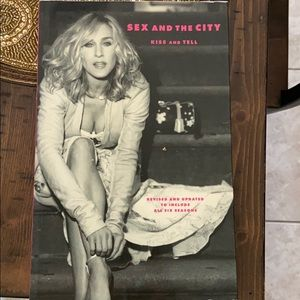 Sex and the City collectors book